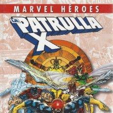 Cómics: MARVEL HEROES PATRULLA X: GRADUACION TOMO PRECINTADO A ESTRENAR. Lote 194569616