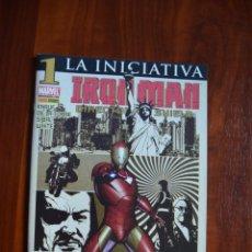 Cómics: IRON MAN DIRECTOR DE SHIELD 1. Lote 172442842