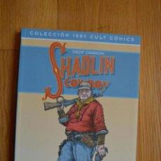 Fumetti: SHAOLÍN COWBOY. Lote 172447643