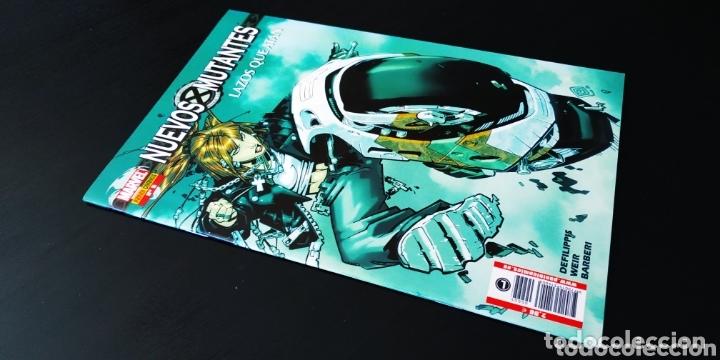 DE KIOSCO NUEVOS MUTANTES 5 PANINI COMICS (Tebeos y Comics - Panini - Marvel Comic)