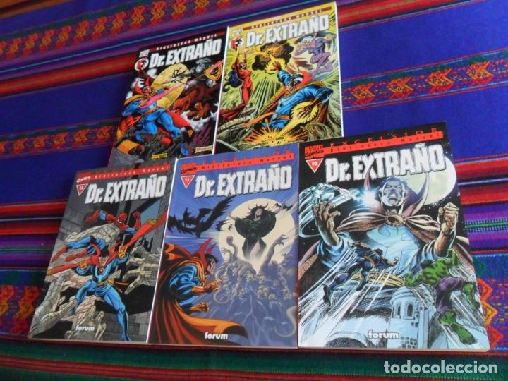 DR. EXTRAÑO NºS 8, 10, 11, 12, 13 Y 14. BIBLIOTECA MARVEL EXCELSIOR. FORUM PANINI 2005. NUEVOS (Tebeos y Comics - Panini - Marvel Comic)