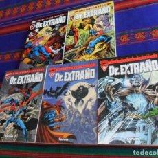 Cómics: DR. EXTRAÑO NºS 8, 10, 11, 12, 13 Y 14. BIBLIOTECA MARVEL EXCELSIOR. FORUM PANINI 2005. NUEVOS. Lote 172923985
