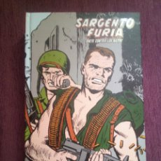 Cómics: MARVEL LIMITED EDITION SARGENTO FURIA 1 PANINI. Lote 173492827
