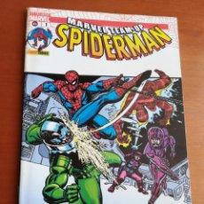 Cómics: BIBLIOTECA MARVEL : MARVEL TEAM-UP SPIDERMAN VOL. 1 N°1. Lote 173634678
