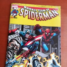 Cómics: BIBLIOTECA MARVEL : MARVEL TEAM-UP SPIDERMAN VOL. 1 N°5. Lote 173635042