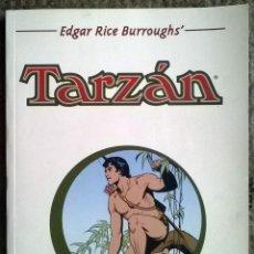 Cómics: TARZAN. EDGAR RICE BURROUGHS. CLASICOS DEL COMIC. PANINI 2004. Lote 173875899