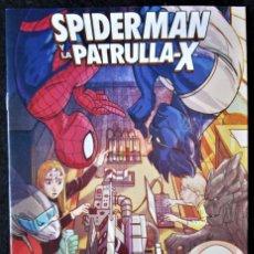 Comics: SPIDERMAN Y LA PATRULLA-X Nº 37 - MARVEL -. PANINI ''MUY BUEN ESTADO''. Lote 173900368