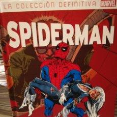 Cómics: SPIDERMAN-EL COLECCIONABLE-LA GATA Y EL DOCTOR-SALVAT. Lote 173999559