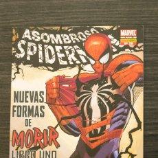 Cómics: ASOMBROSO SPIDERMAN 29 NUEVAS FORMAS DE MORIR LIBRO 1. Lote 174012902
