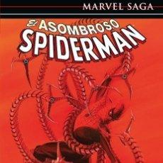 Cómics: MARVEL SAGA ASOMBROSO SPIDERMAN 23 - ÚLTIMOS PASOS - PANINI. Lote 174048048