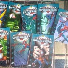 Cómics: LOTE 8 COMICS ULTIMATE SPIDERMAN. Lote 174053033