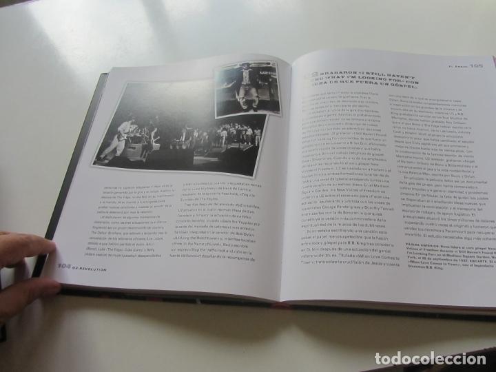 Cómics: U2 REVOLUTION. LA HISTORIA ILUSTRADA DE LA MÍTICA BANDA DE ROCK tapa dura - Foto 3 - 174208492