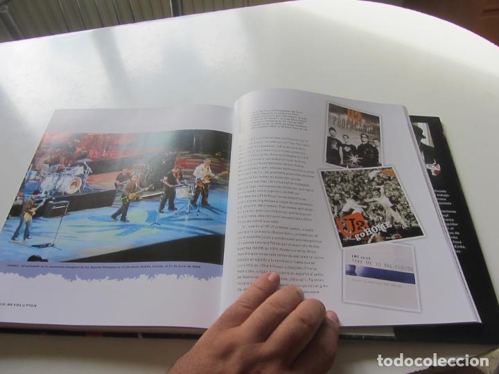 Cómics: U2 REVOLUTION. LA HISTORIA ILUSTRADA DE LA MÍTICA BANDA DE ROCK tapa dura - Foto 5 - 174208492