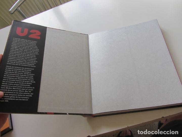Cómics: U2 REVOLUTION. LA HISTORIA ILUSTRADA DE LA MÍTICA BANDA DE ROCK tapa dura - Foto 6 - 174208492