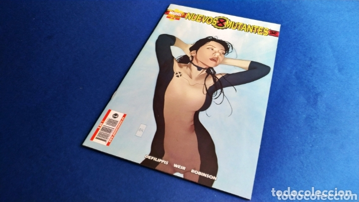 DE KIOSCO NUEVOS MUTANTES 3 PANINI COMICS (Tebeos y Comics - Panini - Marvel Comic)