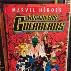 Cómics: MARVEL HÉROES 91. LOS NUEVOS GUERREROS 1, DE FABIAN NICIEZA Y MARK BAGLEY. Lote 174399830