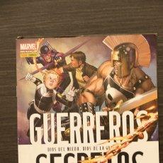 Cómics: GUERREROS SECRETOS 8 MARVEL COMICS PANINI. Lote 174847122