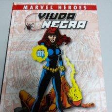 Comics : COLECCIONABLE MARVEL HÉROES Nº 22: VIUDA NEGRA - RED DE INTRIGAS - PANINI -. Lote 174893918