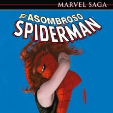 Cómics: MARVEL SAGA Nº 63 EL ASOMBROSO SPIDERMAN. UN MOMENTO EN EL TIEMPO - PANINI - CARTONE - OFF15. Lote 175066889