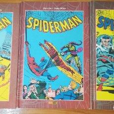 Cómics: SPIDERMAN DE STAN LEE Y STEVE DITKO. PANINI. 3 TOMOS. 2006. COLECCIÓN BEST OF MARVEL ESSENTIALS. Lote 175332314