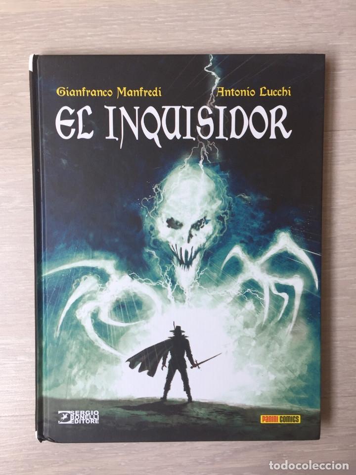 EL INQUISIDOR, DE GIANFRANCO MANFREDI Y ANTONIO LUCCHI. BONELLI. (Tebeos y Comics - Panini - Otros)