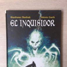 Cómics: EL INQUISIDOR, DE GIANFRANCO MANFREDI Y ANTONIO LUCCHI. BONELLI.. Lote 175507133