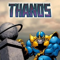 Cómics: COL. 100 % MARVEL HC THANOS REDENCION - PANINI - CARTONE - IMPECABLE - OFI15S. Lote 175641772