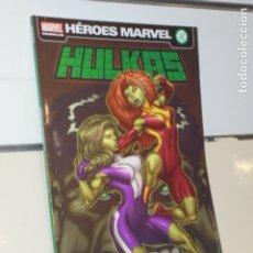 Comics: HEROES MARVEL HULKAS LA CAZA DEL HOMBRE - PANINI - OFERTA. Lote 175866782