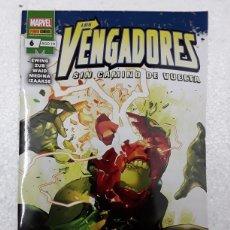 Cómics: LOS VENGADORES SIN CAMINO DE VUELTA 6 (GRAPA) - PANINI / MARVEL. Lote 175953770