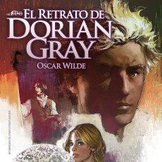 Cómics: EL RETRATO DE DORIAN GRAY CLÁSICOS ILUSTRADOS MARVEL PANINI. Lote 176003363