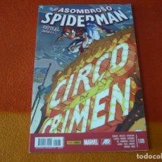 Cómics: ASOMBROSO SPIDERMAN VOL. 2 N 108 ESPIRAL ( CONWAY ) ¡COMO NUEVO! PANINI MARVEL. Lote 176150078