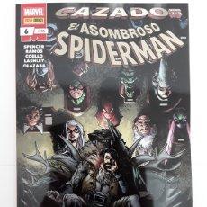 Cómics: EL ASOMBROSO SPIDERMAN 155 / 6 - SPENCER, RAMOS, COELLO, LASHLEY, OLAZABA - PANINI / MARVEL. Lote 176248460