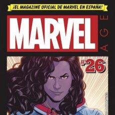 Cómics: MARVEL AGE Nº 26 - PANINI - BUEN ESTADO - OFM15. Lote 176335394