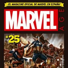 Cómics: MARVEL AGE Nº 25 - PANINI - BUEN ESTADO - OFM15. Lote 176335950
