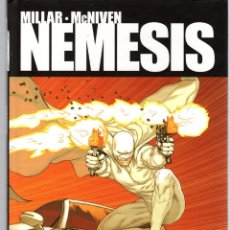 Cómics: NEMESIS. MILLAR - MCNIVEN. PANINI, 2011. Lote 176561863