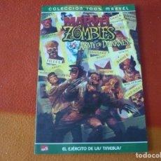 Cómics: MARVEL ZOMBIES VS ARMY OF DARKNESS EL EJERCITO DE LAS TINIEBLAS ¡MUY BUEN ESTADO! MARVEL 100% PANINI. Lote 176589745