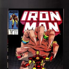 Cómics: IRON MAN IRONMAN 241 MANDARIN MARVEL EN INGLES NO FORUM NO PANINI. Lote 176609988