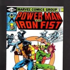 Cómics: POWER MAN POWER MAN AND IRON FIST POWER MAN Y PUÑO DE HIERRO 61 EN INGLES NO FORUM. Lote 176610050