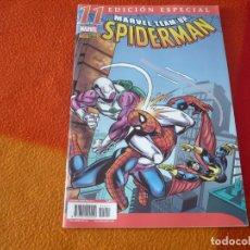 Cómics: SPIDERMAN MARVEL TEAM UP Nº 11 ( CONWAY ) ¡MUY BUEN ESTADO! MARVEL PANINI. Lote 176750092