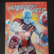 Cómics: HOMBRE DE HIELO 1 DESCONGELADO - GRACE, VITTI, SALAZAR. Lote 176813638