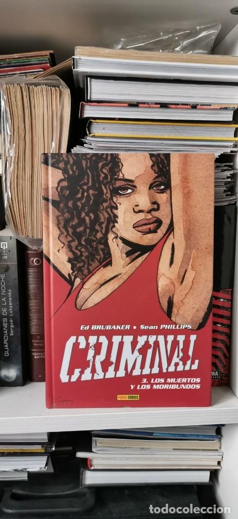CRIMINAL 3 (Tebeos y Comics - Panini - Otros)