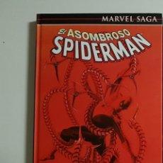 Cómics: MARVEL SAGA ASOMBROSO SPIDERMAN 23 - ÚLTIMOS PASOS - PANINI. Lote 177025763