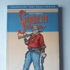 Cómics: SAHOLIN COWBOY 1 - LA VENGANZA DEL REY CANGREJO Y MR. EXCELENTE - GEOF DARROW. Lote 177048368