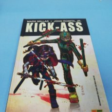 Cómics: KICK ASS. MARK MILLAR Y JOHN ROMITA, JR. TAPA DURA. . Lote 177089310