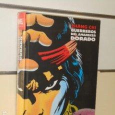 Cómics: SHANG-CHI GUERREROS DEL AMANECER DORADO TOMO MARVEL LIMITED EDITION - PANINI -. Lote 183917876