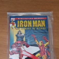 Cómics: BIBLIOTECA MARVEL IRON MAN. Lote 177372338