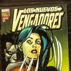 Cómics: LOS NUEVOS VENGADORES 32 PANINI MARVEL COMICS. Lote 177430708