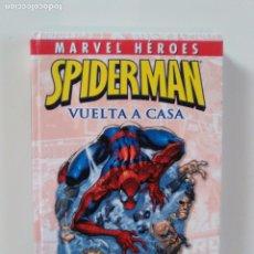 Cómics: SPIDERMAN MARVEL HEROES VUELTA A CASA 2010. Lote 177602269