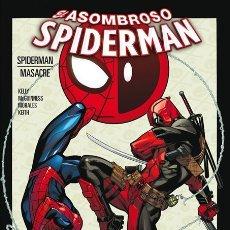 Cómics: ASOMBROSO SPIDERMAN 118 PANINI SPIDER MAN CON MASACRE NO FORUM NUEVO ENVIO ECONOMICO. Lote 177615350