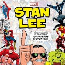 Cómics: STAN LEE MARVEL TREASURY EDITION - PANINI 2018 NUEVO. Lote 177654927